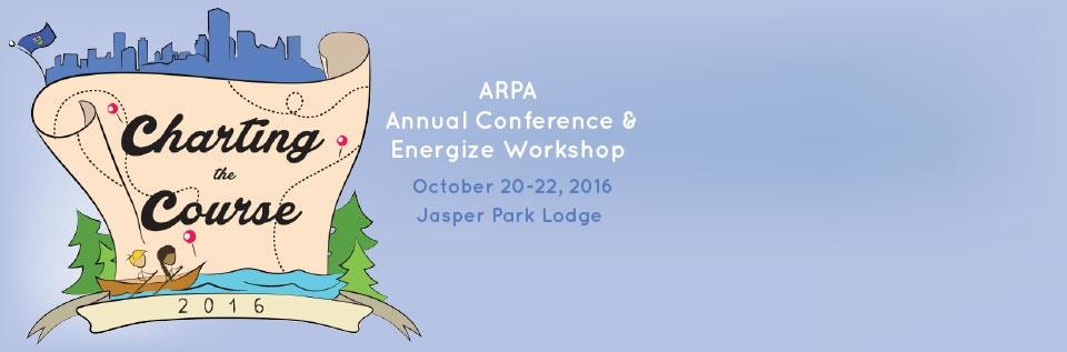 ARPA Conference Registration Open! background image